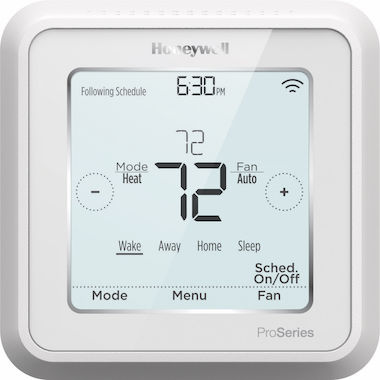 Lyric T6 Pro Thermostat from Honeywell